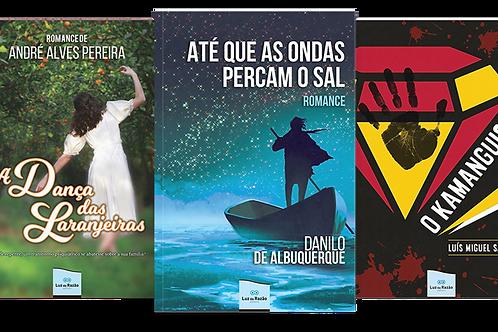Pack de livros: Romances