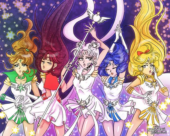 Sailor Cosmos Group (2020)