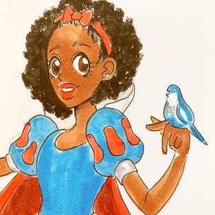 Day 21: Snow White