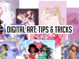 I've Made Digital Art Since 2013. Here are Some Tips and Tricks I've Learned