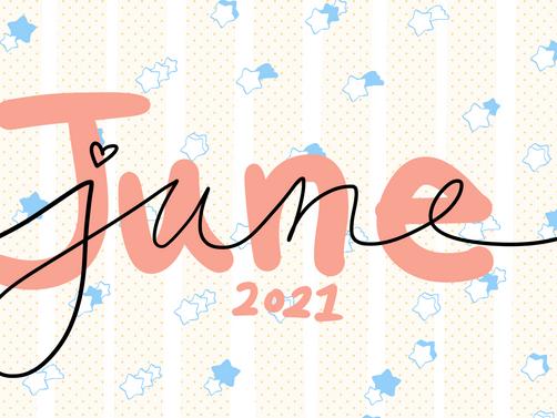 June's Patreon Rewards!