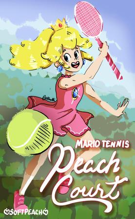 Peach Court (2017)