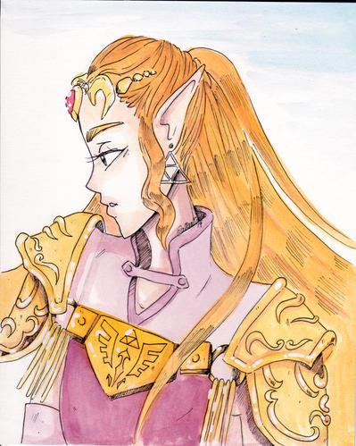 Princess Zelda (2019)