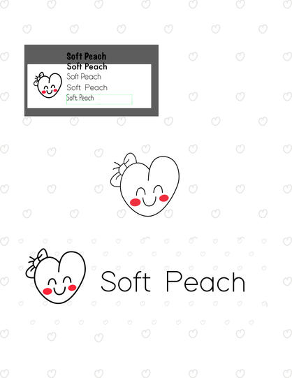 Soft Peach Board (2018)