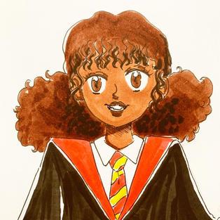 Day 2: Hermione Granger