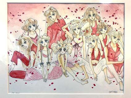 Fashion Sailor Senshi (2020)