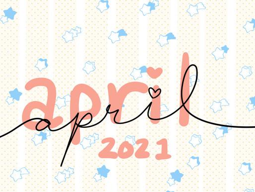 April's Patreon Rewards!