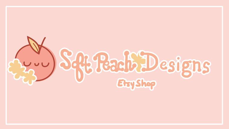 Soft Peach Designs Banner (2021)