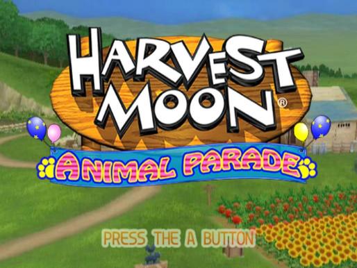 Harvest Moon: Animal Parade at 30 FPS, no Frame Drops!