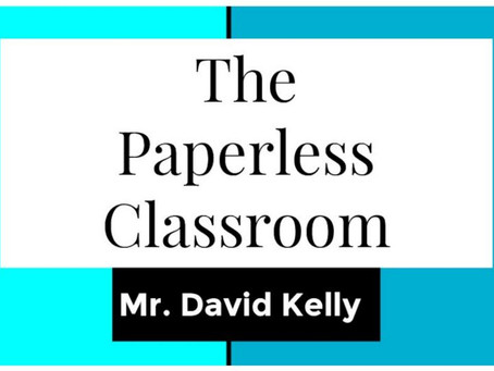 The Paperless Classroom