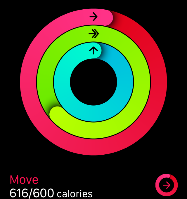 Apple Activity App