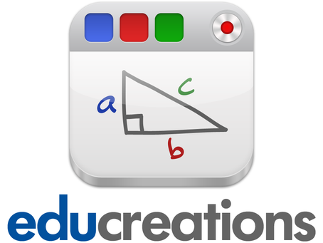 Explanations with Educreations