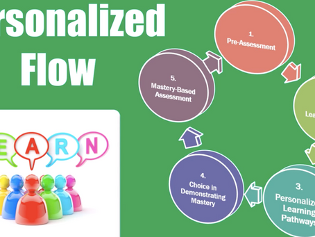 Personalized Learning Flow