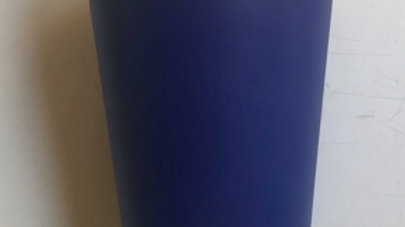 Yellow and Blue Reusable Coffee Cup