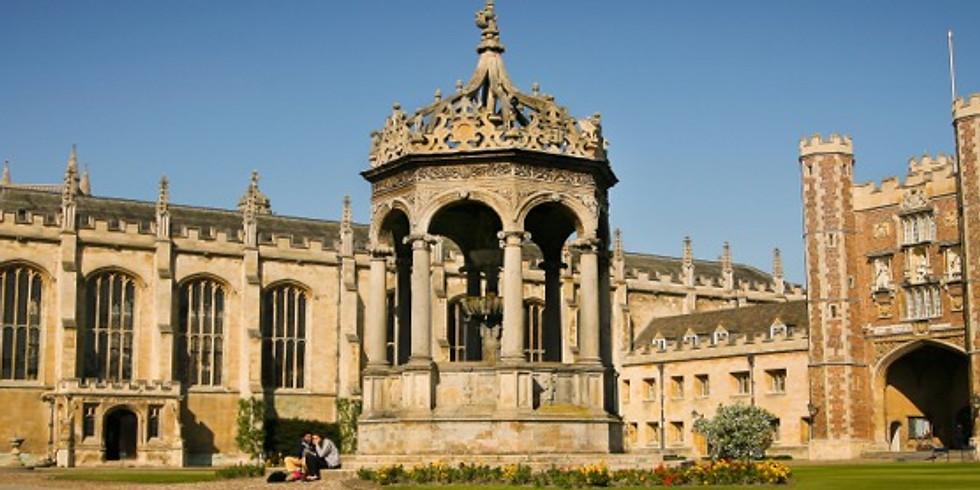 Trinity College Chapel, University of Cambridge