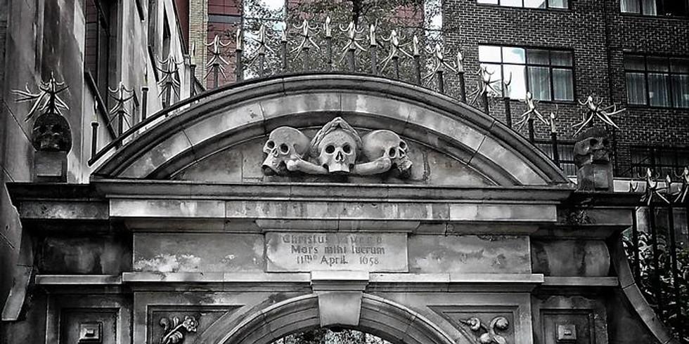 St Olave's, London, UK