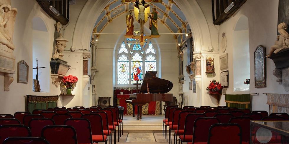 St Mary's Perivale, London UK