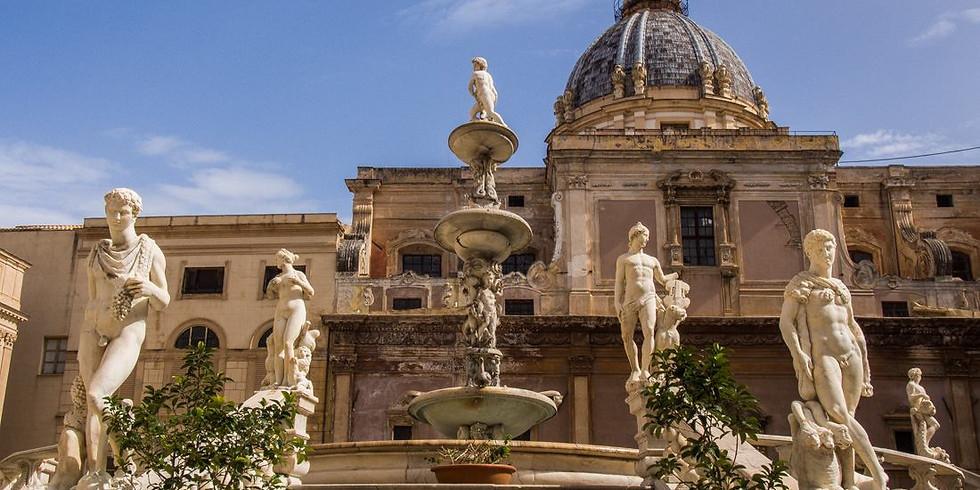 Palermo Classica Festival, piano recital