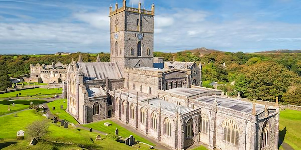 St David's Cathedral Festival with Marsyas Trio