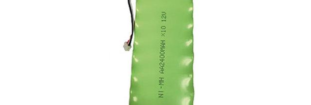 Ni-MH 1/2 AAA 250mAh 7.2V Panel Battery