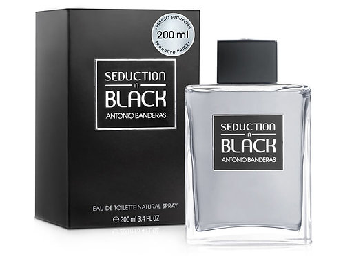 Antonio Banderas Black Seduction For Men