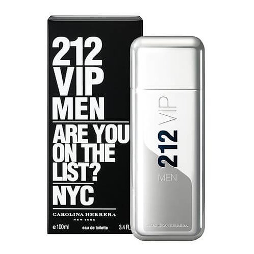 Carolina Herrera 212 Vip Men NYC