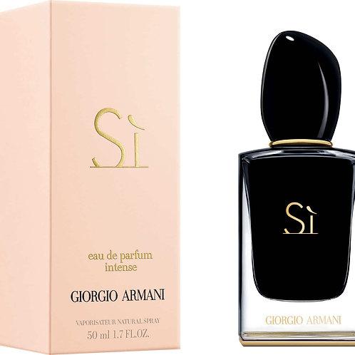 Giorgio Armani Sí eau de Perfum Intense