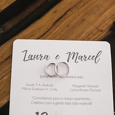 Laura e Marcel