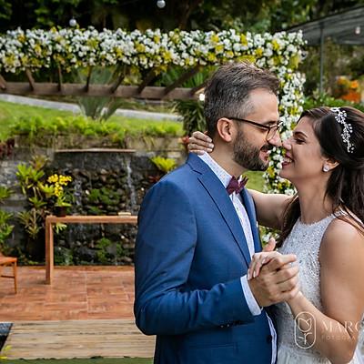 Ana Cláudia e Carlos