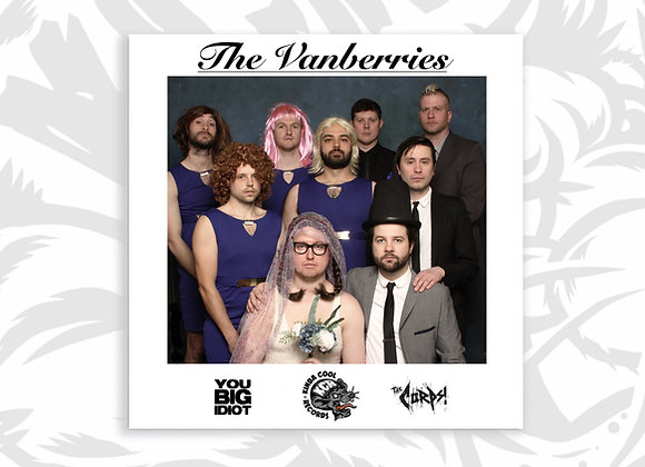 The Vanberries - The Vanberries - Digital