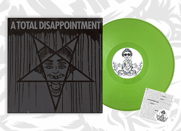 "ATD - A Total Disappointment - 12"" Vinyl (2 Variants)"