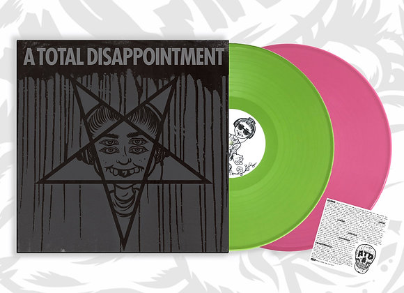 "ATD - A Total Disappointment - 2x12"" Vinyl Bundle"