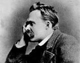 Nietzsche, Kierkegaard, Heidegger, and the posthumous genius philosopher.