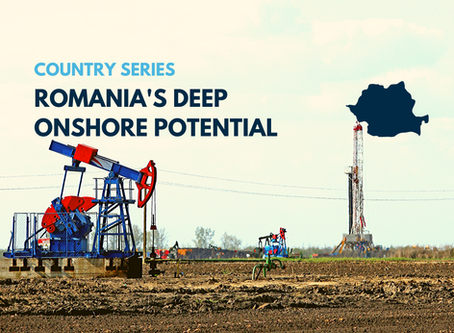 Romania's Deep Onshore Prospective Resources...A Potential That Should Not Be Overlooked