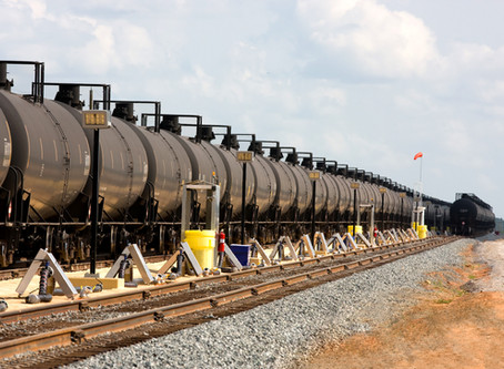 20 - Crude By Rail Or By Pipeline?