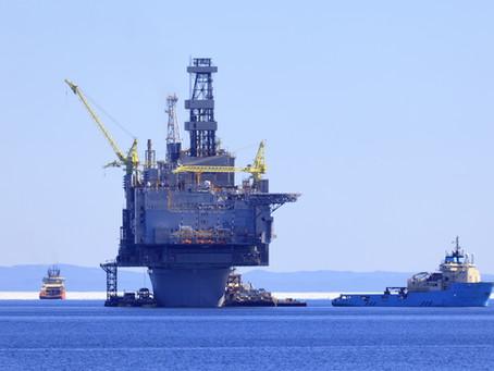 30 - Water Depth vs Harsh Environment...Offshore Drilling Categories