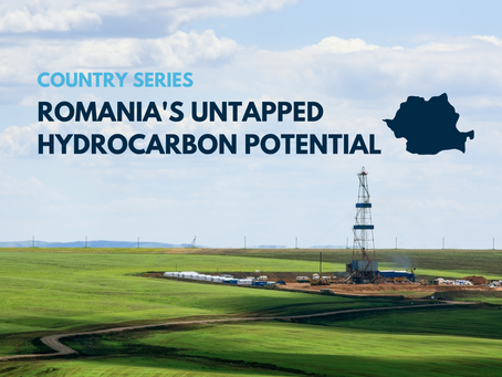 Romania's Untapped Hydrocarbon Potential...Why Romania Should Be Your Next Hydrocarbon Destination.