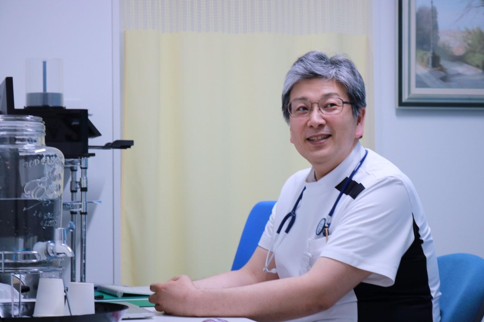 Dr. KAWANISHI