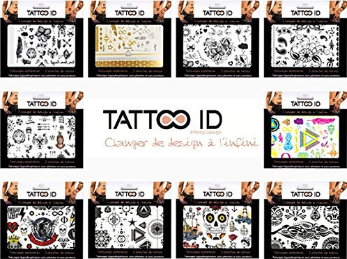 Tatoo éphémère