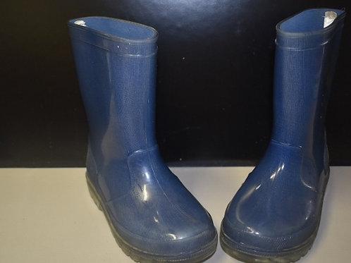 Bottes bleu marine taille 27