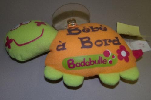 Badabulle bébé à bord