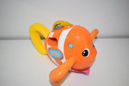 V TECH Leon petit poisson à chansons