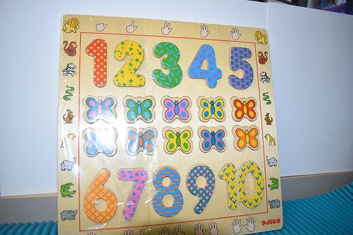 DJECO puzzle 123