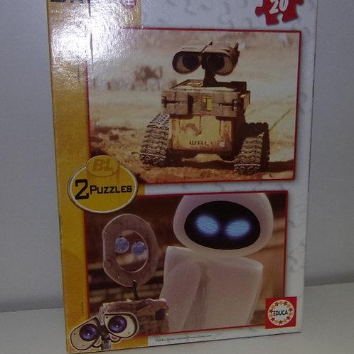 EDUCA WALL E  2x20p