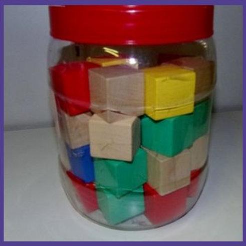 box cubes