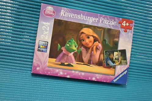 RAVENSBURGER puzzle 2x24           4+