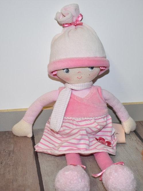 COROLLE poupée chiffon 38 cm