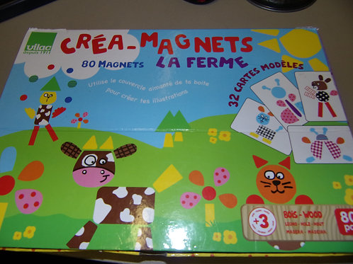 CREA MAGNETS