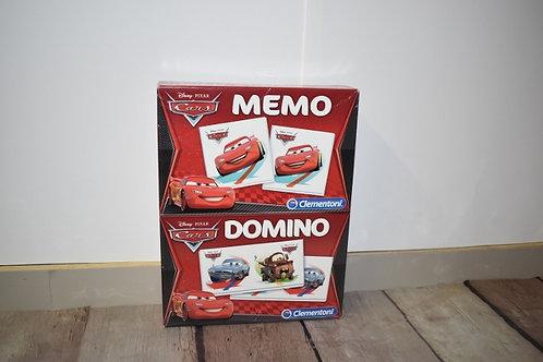 CLEMENTONI memo domino cars