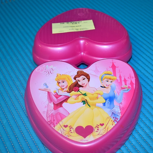 Boite plastique princesses